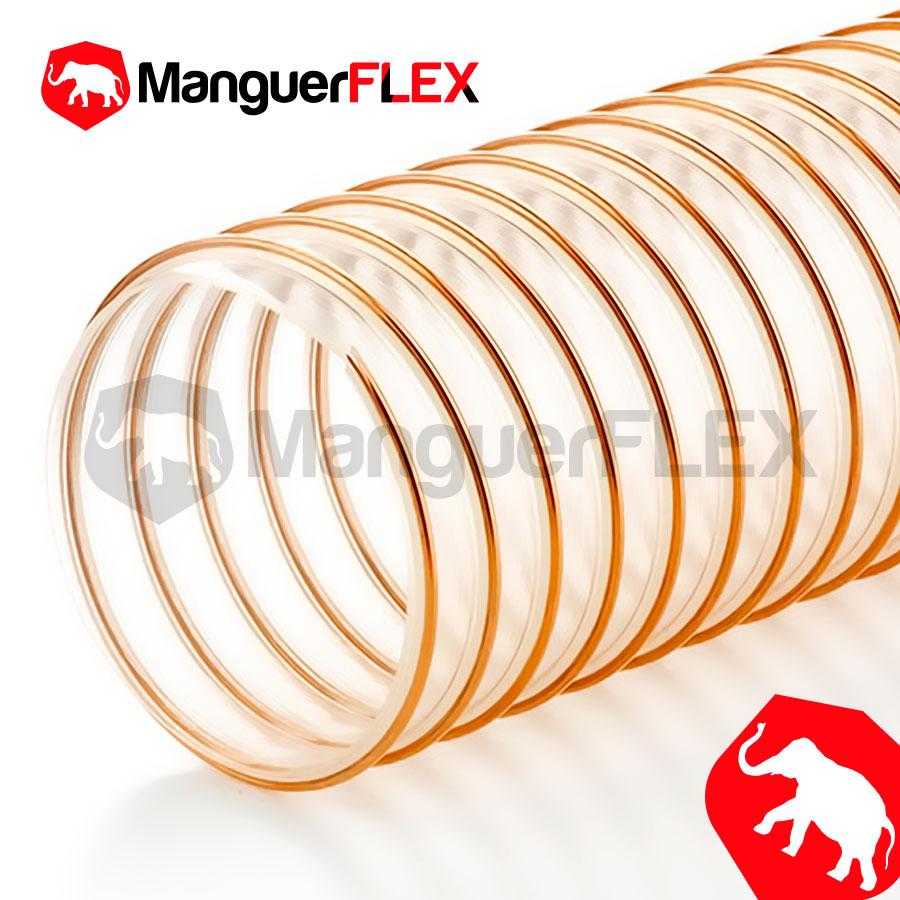 Tubos flexibles de aspiración por metros